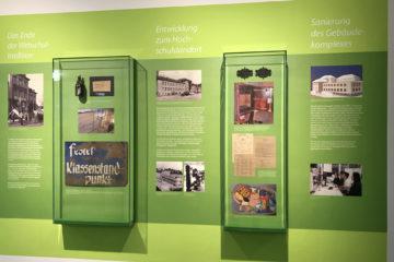 Wandgestaltung Hochschule Zittau/Görlitz