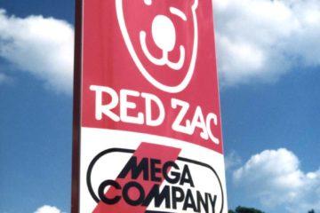Stele RED ZAC