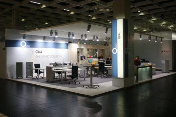 OKA Büromöbel - Messe Köln