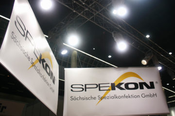 SPEKON - Messe Aircraft Interiors Hamburg