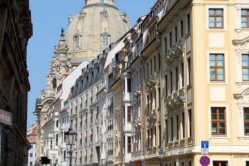 Kids up to date - An der Frauenkirche Dresden