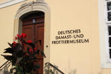 DEUTSCHES DAMAST- UND FROTTIERMUSEUM Großschönau