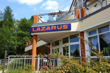 Pflegeheim LAZARUS Waltersdorf