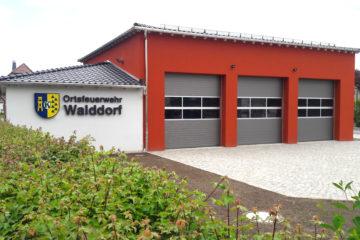 Feuerwehr Walddorf