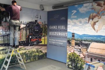 Zittau im Airport Dresden