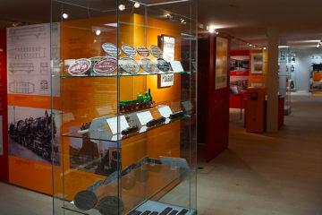 Schlesisches Museum zu Görlitz, Ausstellung ACHTUNG ZUG!